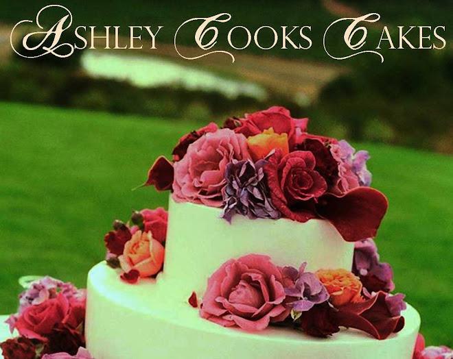 Ashley Cooks Cakes