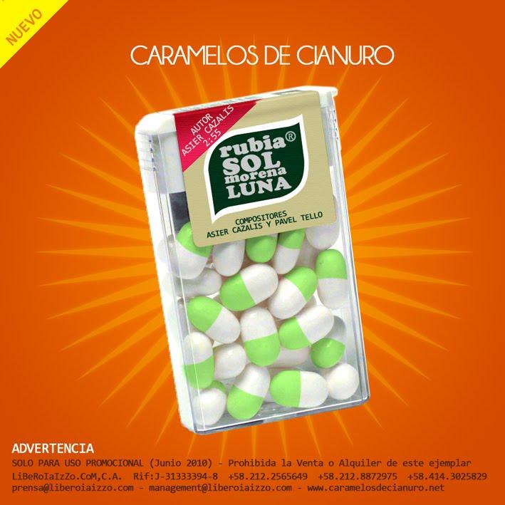 foto caramelo cianuro: