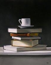 Livros e café...
