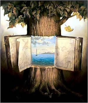O Livro Árvore de Dalí