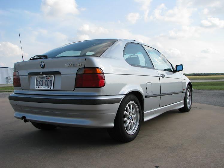 1996 bmw 318ti e36  1996 bmw 318ti hatchback specs