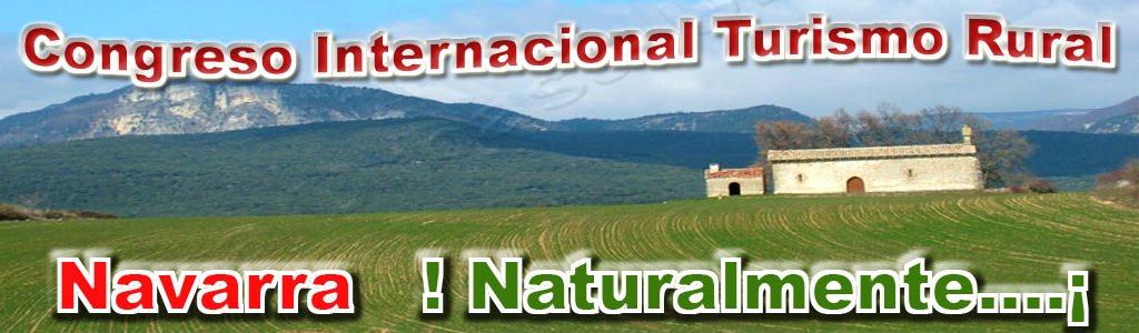 Congreso Internacional Turismo Rural de Navarra Naturalmente