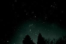 Órion, Sirius e Pleiades