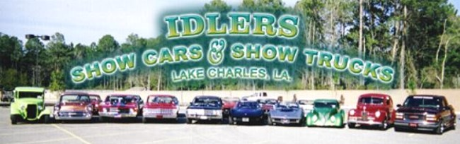 Idlers Show Cars and Show Trucks