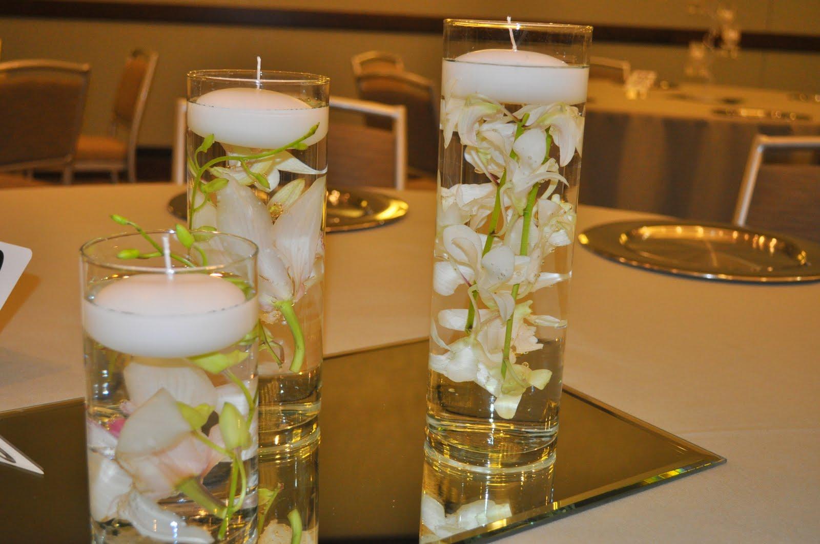 Как украсить стеклянные вазы