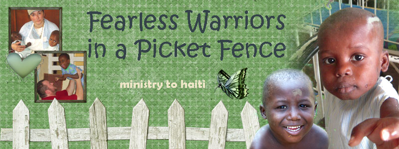 Fearless Warriors for Haiti