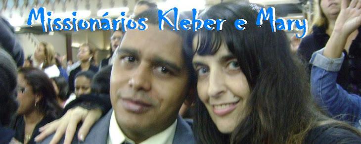 Missionários Kleber e Mary