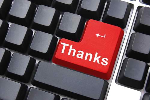 Ucapan Terima Kasih Untuk Semua Sahabat DJ Site