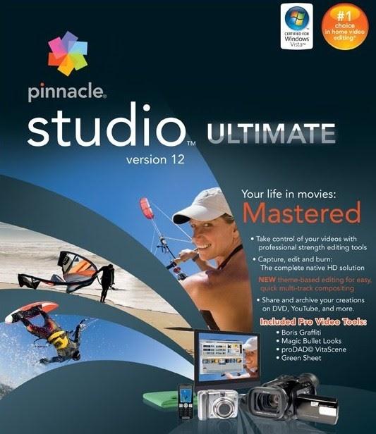 Pinnacle Studio   Download -
