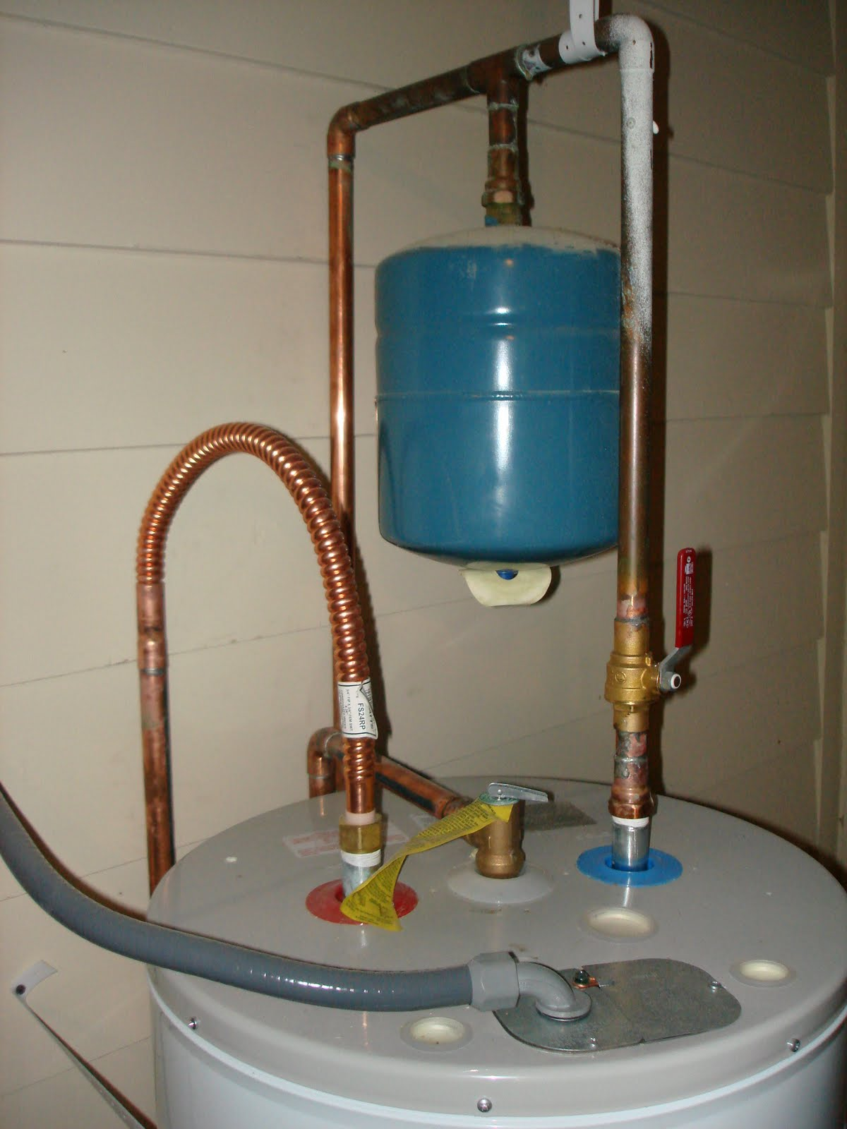 Water Tank Plumbing : It s not rocket science water heater