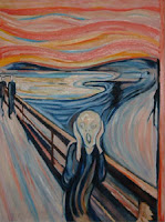 The Cry - after Munch