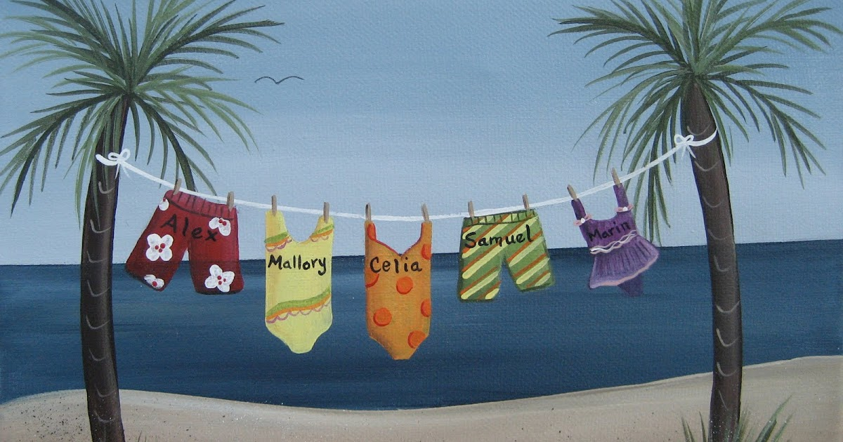 You Re Art By Corie Kline Clothesline Paintings