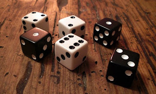 The dice in relation to systems