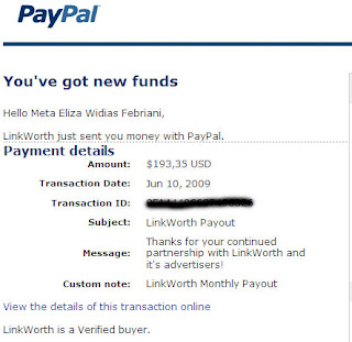 Another (Second) Payment From Linkworth