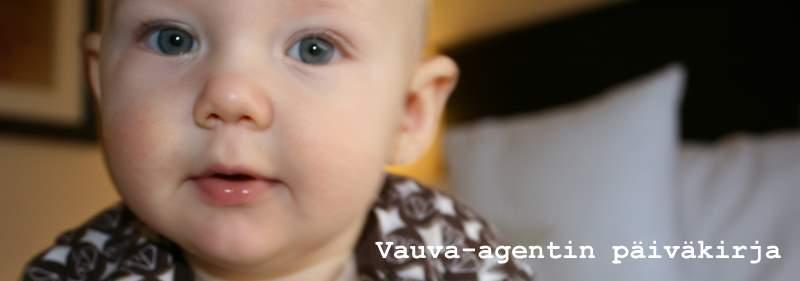 Vauva-agentin päiväkirja