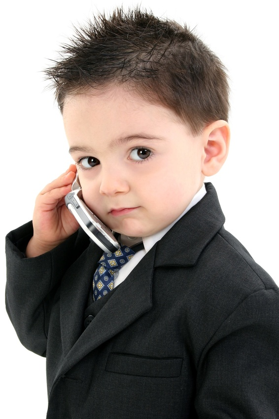 Anak-anak dan Handphone