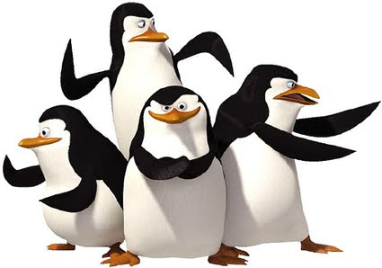 Pinguinii din Madagascar - Penguins of Madagascar