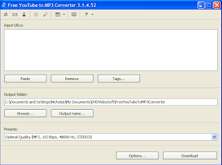 download free youtube to mp3 converter dvdvideosoft