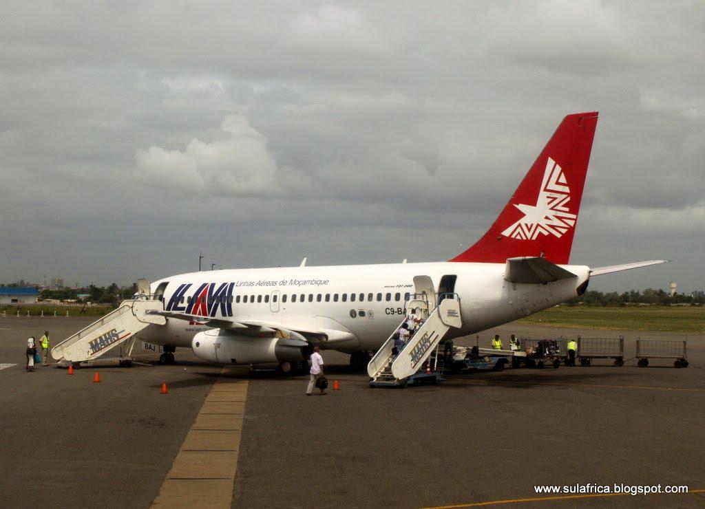 Aeroporto De Quelimane : Pelo leste do sul de África março maputo nampula