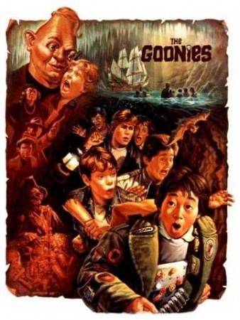 The Goonies were played by Sean Astin, Kerri Green, Martha Plimpton, ...