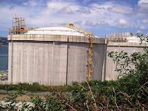 Os riscos da Planta de Gas