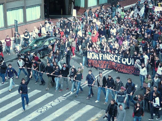 Manifestazione del 30 Ottobre 2008