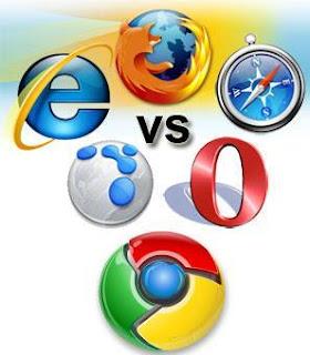 browser war Comprei meu Mac, e agora? Navegadores