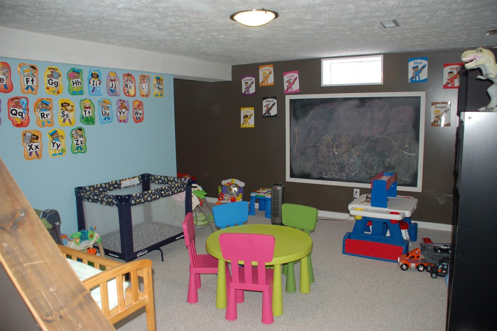 sunnyside family daycare  layout photos