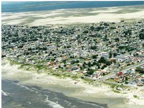 Vista Aérea de Quintão em 2002