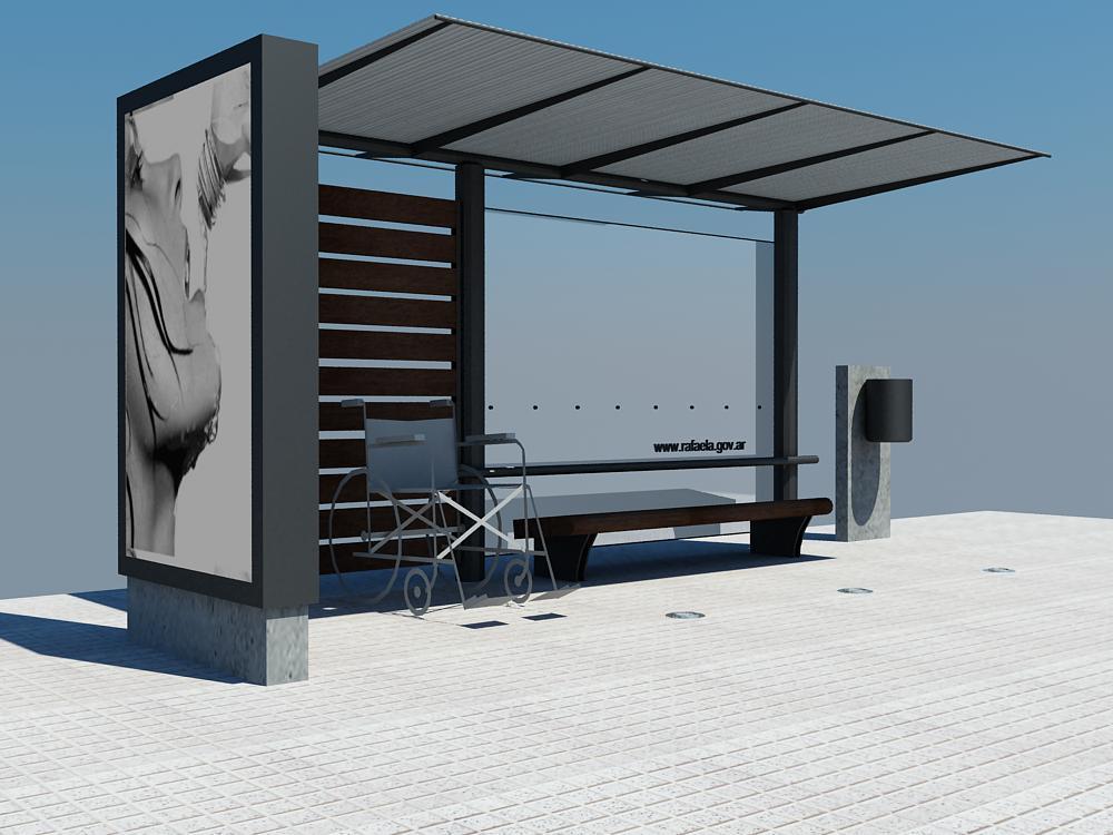 Vegetti equipamiento urbano rafaela for Equipamiento urbano arquitectura pdf