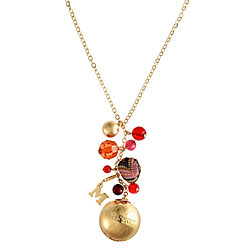 She's Gotta Have It: Missoni Solid Perfume Charm Necklace ...