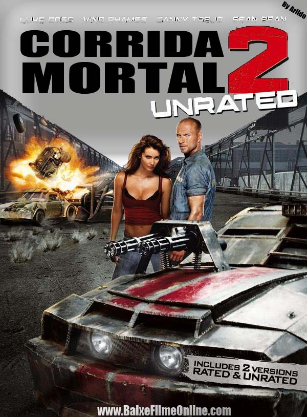 Corrida Mortal 2 – Dublado 2010