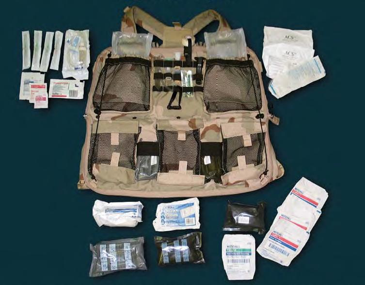 Afghan Made Medic Chest Rig SKEDCO+pringle+workhorse+combat+vest+interior
