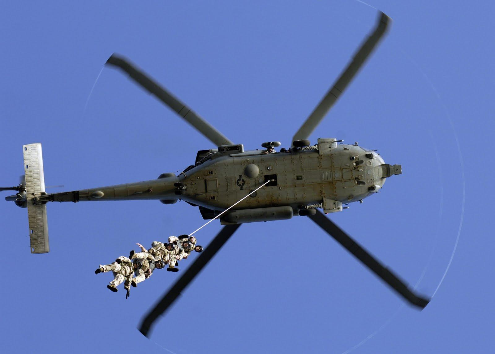 Los Helicópteros Los Helicópteros