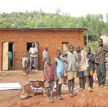 Nyembuye Villagers