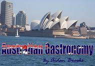 My Australian gastronomy report