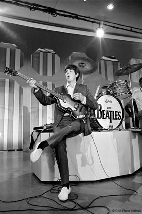 On The Records Beatles Allowed Pauls Bass Parts To Be A Big Part Of Song