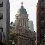The Police Building - On Centre St. below Broome St. NYPD headquarters from 1909 to 1973, now luxury condos.