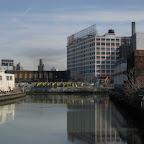 Vermeer Dutch Kills - Dead end of Dutch Kills in Queens, from the Hunters Point Ave. Bridge.
