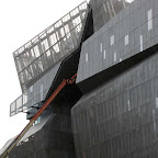 Starship Surgery - During construction at Cooper Union.