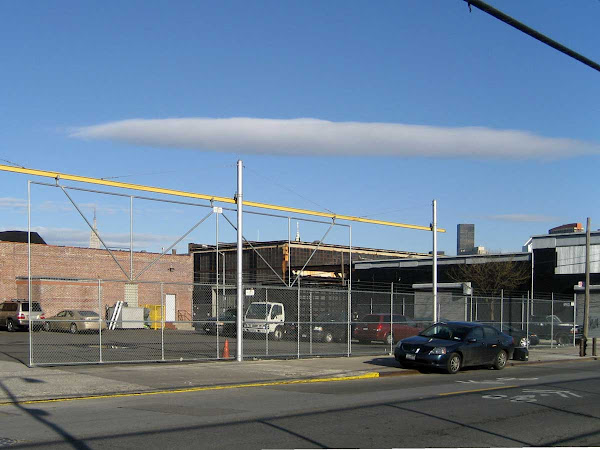 Roll-Your-Own Cloud - From Provost St. in Greenpoint.