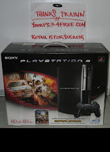 My Free PS3 Courtesy TraInn