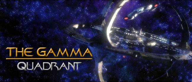 The Gamma Quadrant