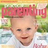 i&#39;m featured in Practical Parenting magazine