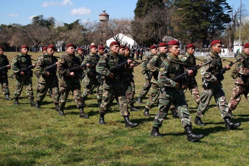 Ejercito Argentino Regimiento de Asalto Aéreo 601