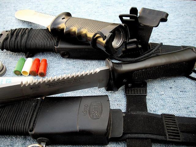 Cuchillos Militares y de Supervivencia Aitor