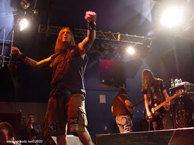 es una banda estadounidense de hardcore, formada por Phil Anselmo,