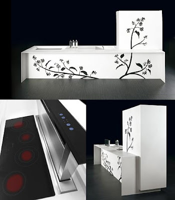 Remote Controlled Modern Kitchen Design