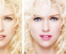 Basic retouch &amp; colorization