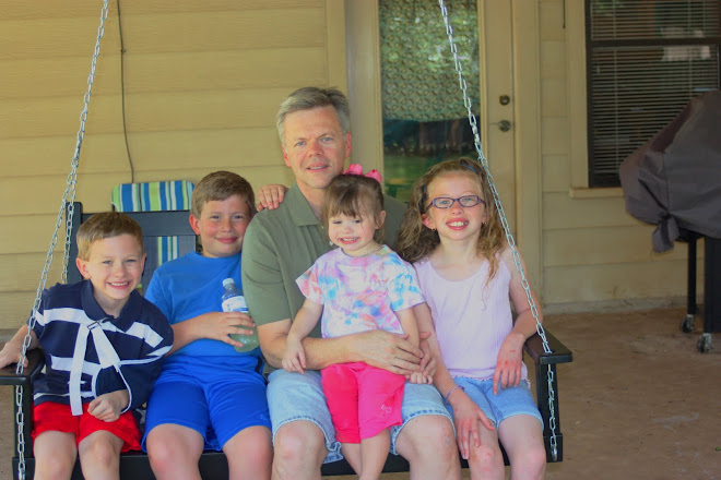 The loves of my life-Father's Day 2010